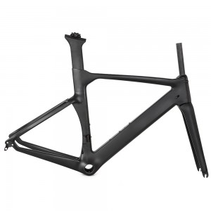 HQR25-Carbon Road bike frame