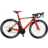 HQR23 Hidden Brake carbon fiber road bike frame